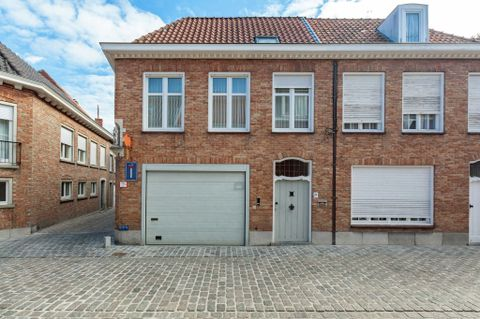 Holiday rental in Bruges of 95 metres squared