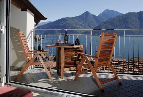 Accommodation for 4 in Lake como