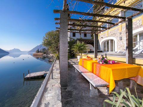 Holiday Apartment in Lake como of 4 bedrooms