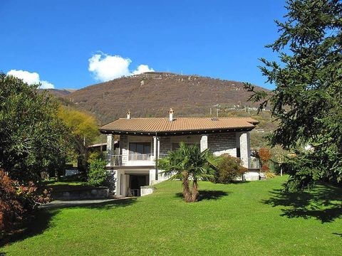 Central holiday home of 3 bedrooms in Lake como