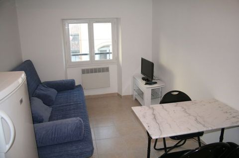 Estudio con Internet y TV en Marsella - 5681363