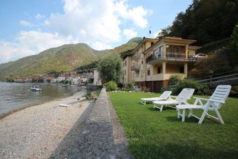 Central holiday home in Lake como for 6 people