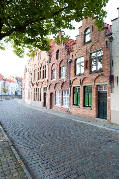 Holiday rental in Bruges with  Bed linen and towels - 2112848