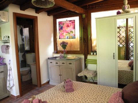 Delightful holiday home with Air conditioning and Heating in Rome