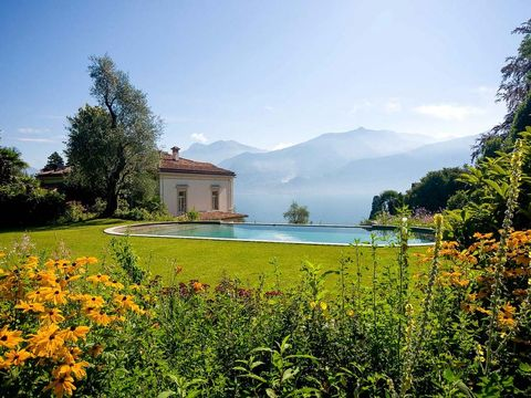 Holiday home in Lake como with Laundry and Pool