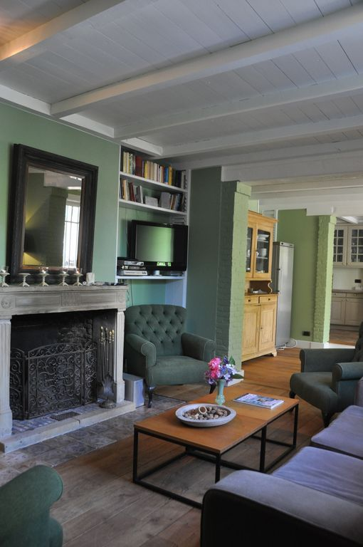 Holiday Flat of 5 rooms in Bruges - 2143698