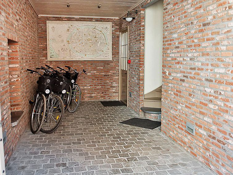 Apartment with  Cable TV in Bruges - 1394698