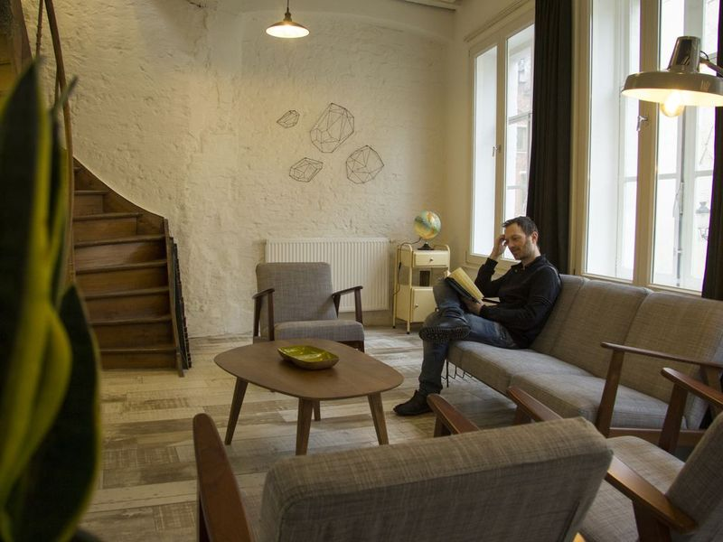 Holiday home in Bruges with Balcony and Cable TV