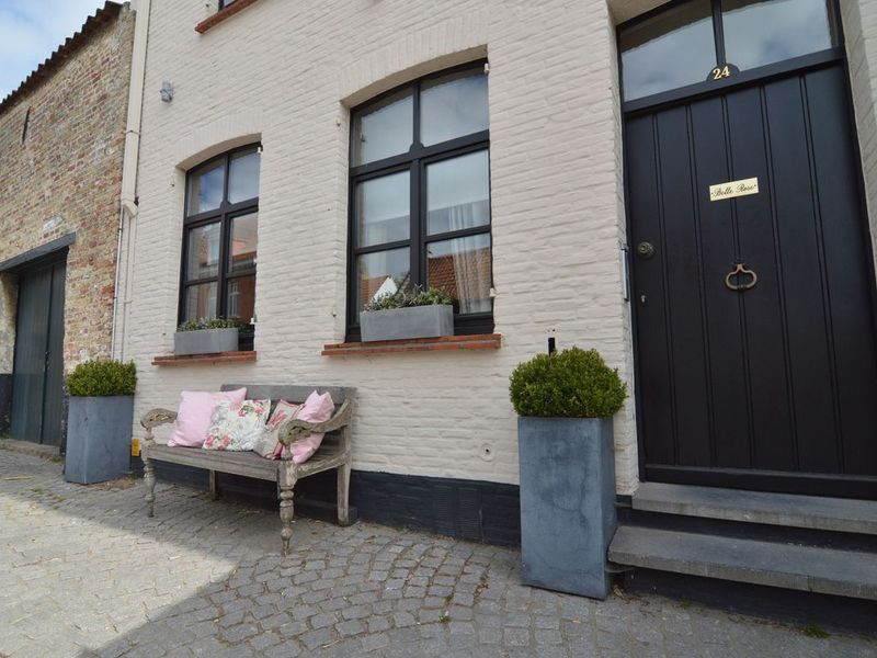 Accommodation of 4 bedrooms in Bruges