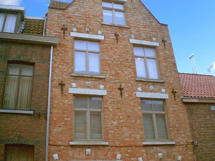 Wonderful tourist letting of 2 rooms in Bruges
