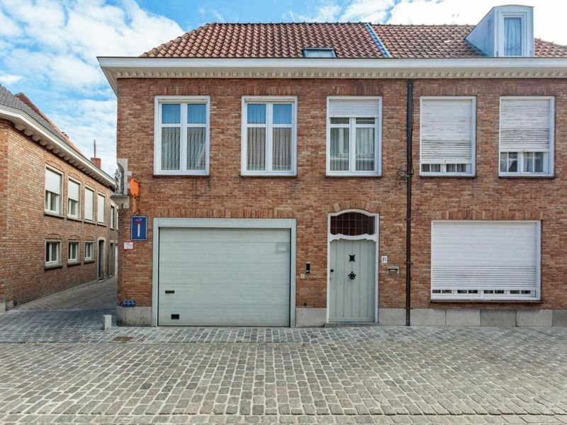 Holiday Flat in Bruges for 4 guests - 5248769