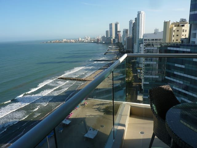 Apartment in Cartagena de indias mit Wi-Fi