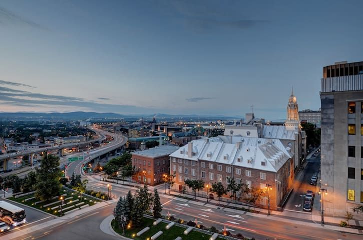 Stylish condos in the heart of Old Quebec City