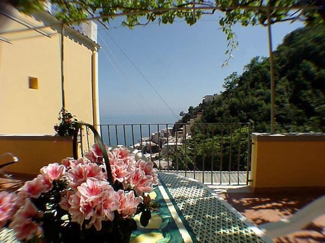 Suite Romantica in Positano