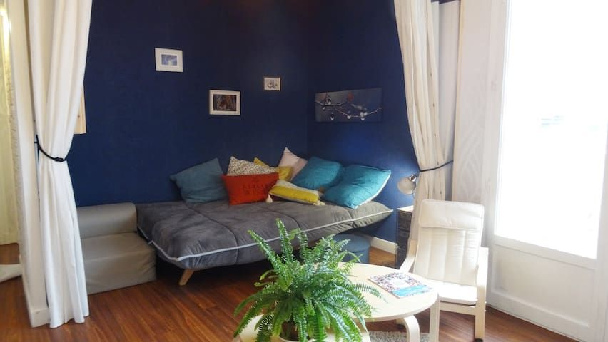 Apartment mit 1 Zimmer in Moulins