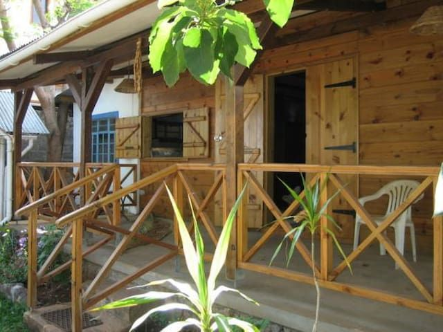 Mauritian typical Chalets