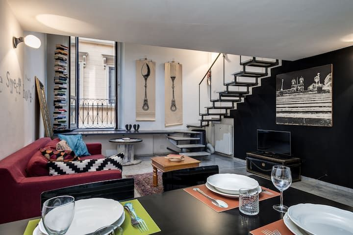 Central And Beautiful Apartment