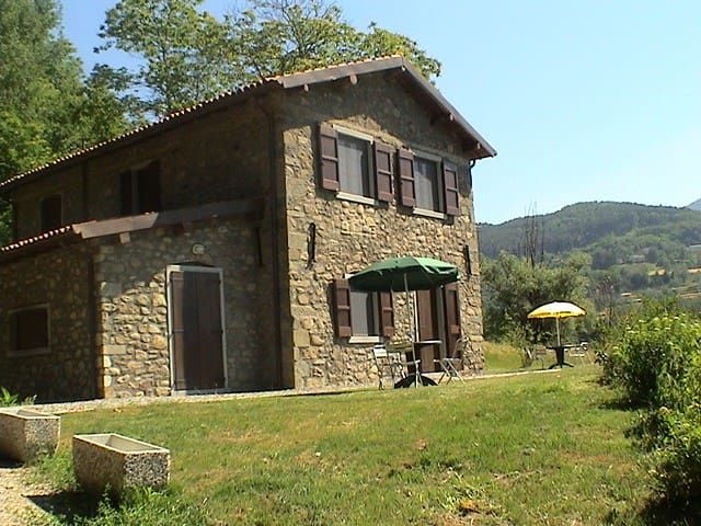 Eco Farmhouse with horses Castagni3