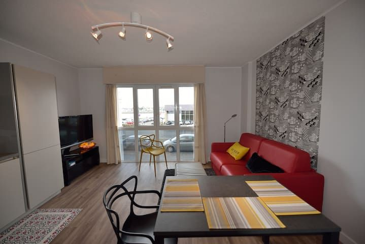 Appartement fonctionnel à Saint malo