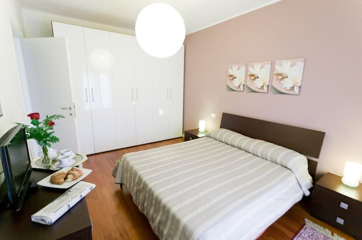 Private Apartment in the pedestrian zone