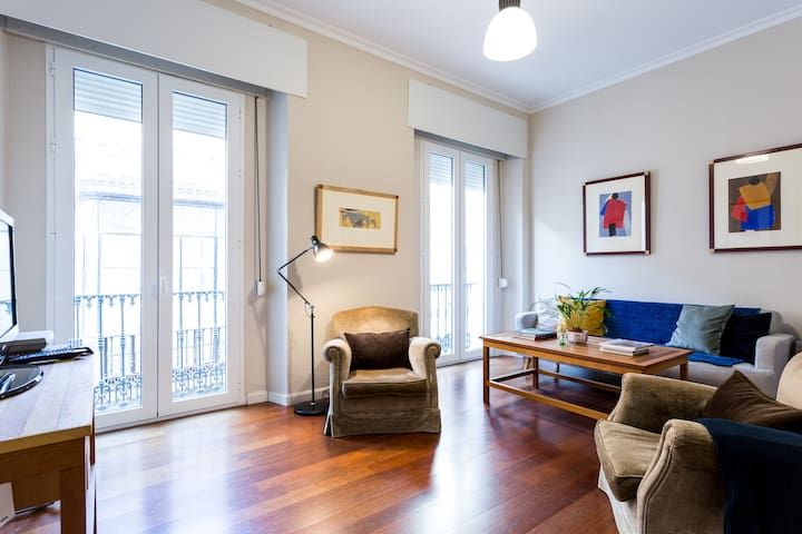 Appartement attractif à 2 chambres