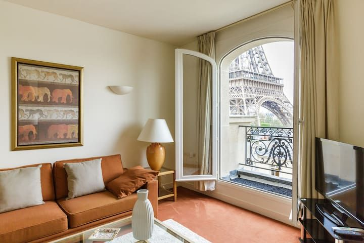 (130m²) Luxury Duplex Eiffel Tower