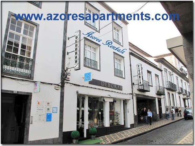 Apartment T1 downtown Ponta Delgada