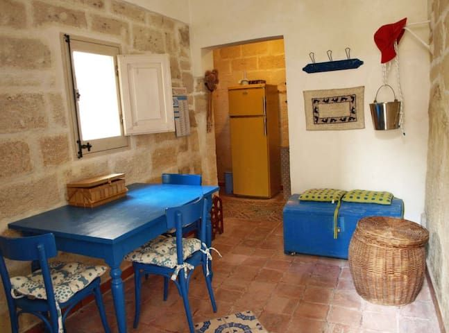 House Deva is located in the town center, furnished with taste, with outer space