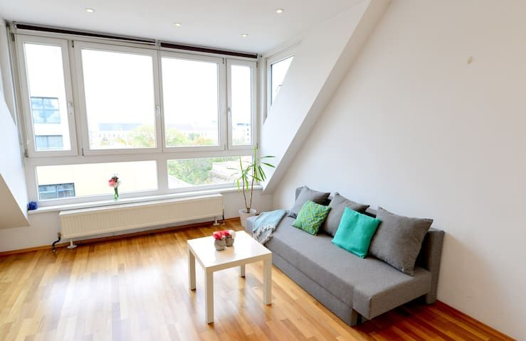 Panorama Apartment auf 50 m²