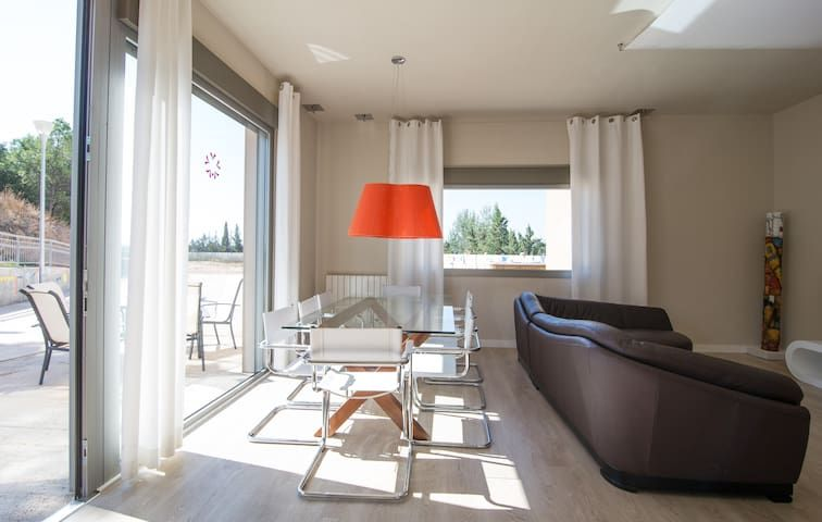 Luxury and spacious appartment of 115sq meters