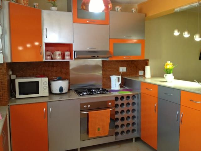 Cute holiday apartment furnished