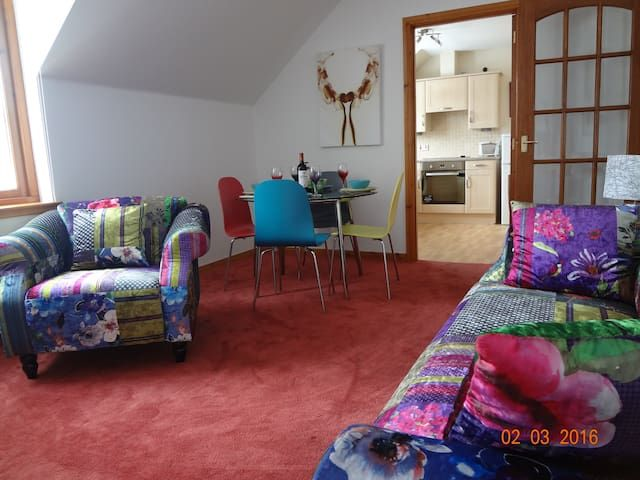 Red Grouse Apartment, Aviemore