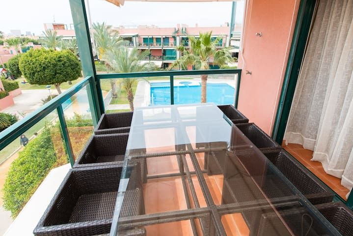 3 Bed 2 Bath Apartment in Beautiful San Juan