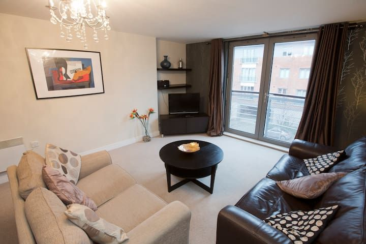 Lovely Gateshead Quays Apartment