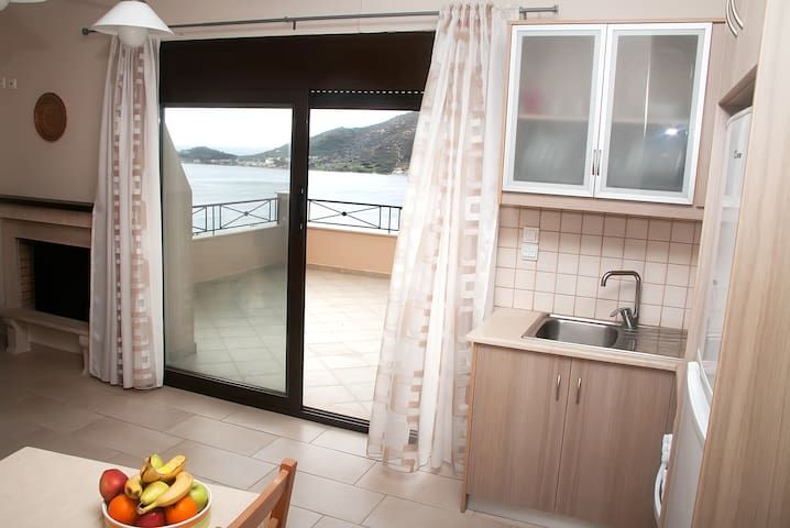 Luxury 60sqm apartment for 2 persons in Masouri, Kalymnos Island
