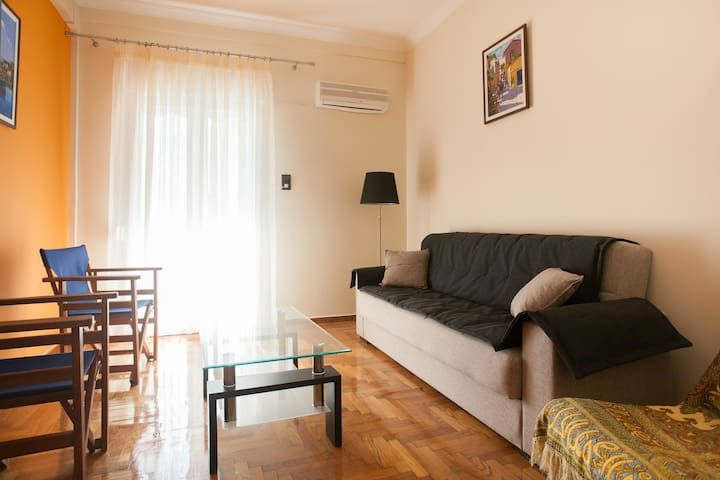 Athens apartment near Acropolis