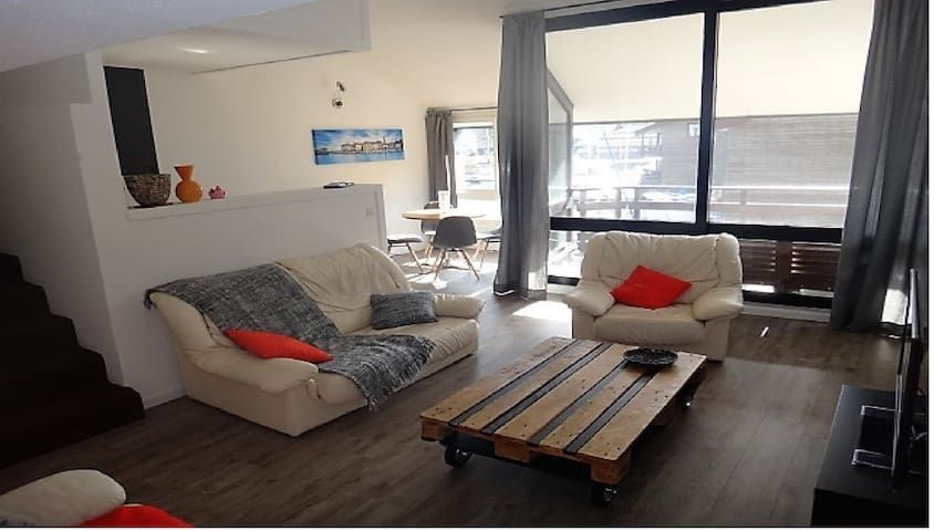 Panorama Apartment in Deauville