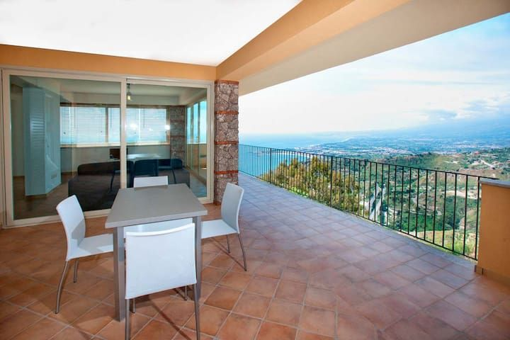 Villa Virginia Taormina apartament number 2
