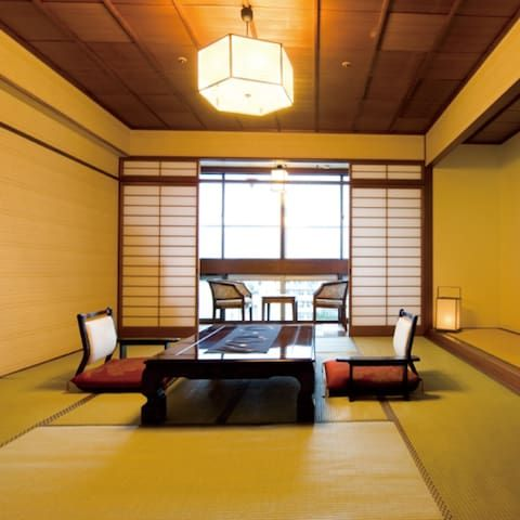 1 Bedroom Hotel located in Kochi City -Hotel Jyoseikan