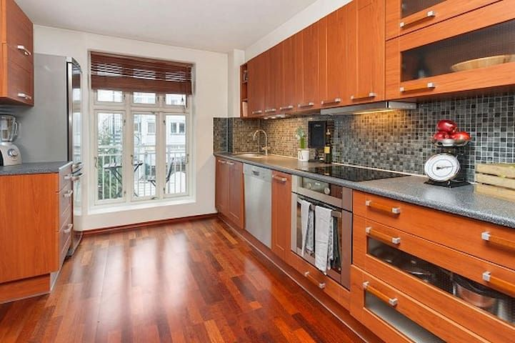 Beautiful 2 room flat in the center