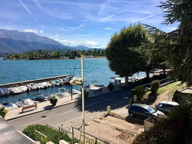 Chalet in Le bourget-du-lac mit 1 Zimmer