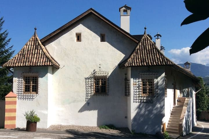 Casa Piganò - living within historic walls