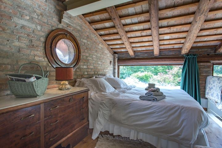 Loft in the Countryside of Venice