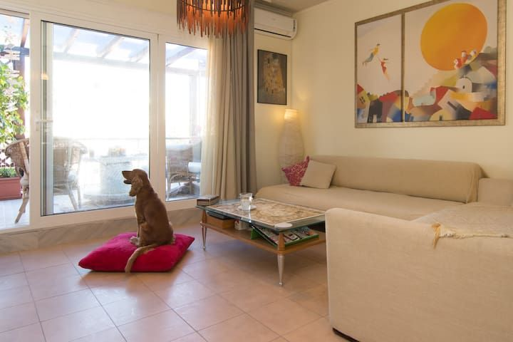 Appartement pet-friendly avec wi-fi