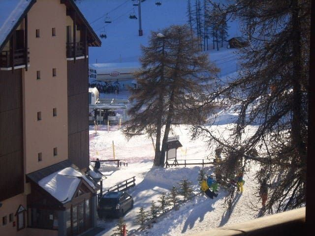 Apartment close to the slopes great view of the mountains!Apartment 6