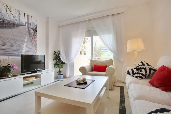 Apartment in Center of Puerto Banus