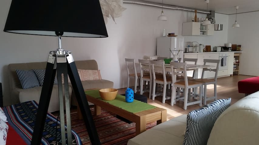 Cosy house in Cologne/good access to fair