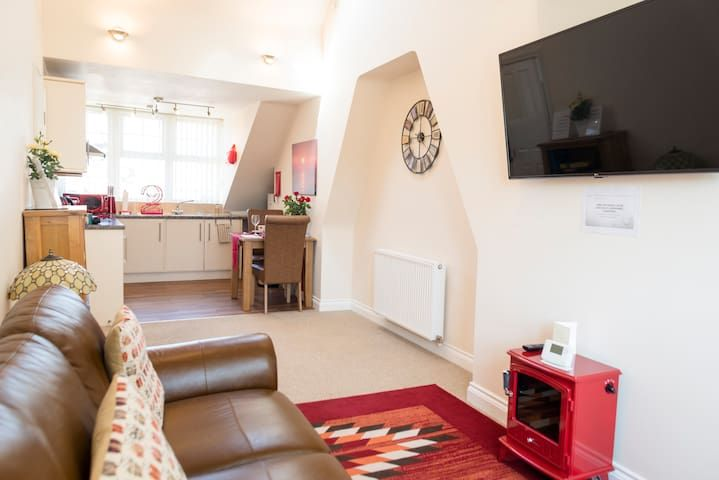 Beautiful  Holiday apartment rental in Cromer