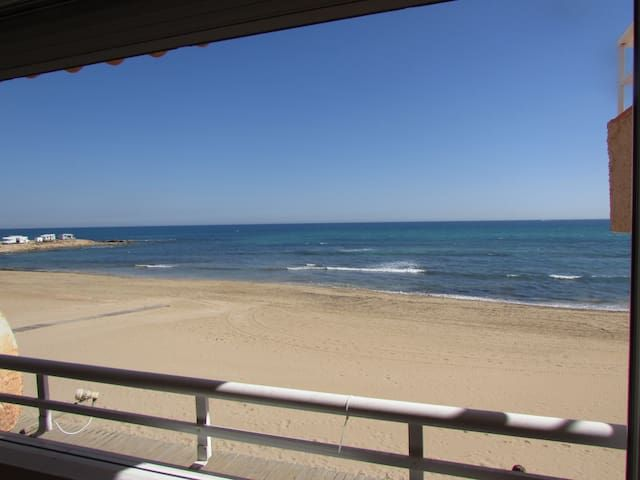 Beach Apartment for holiday rental, La Mata