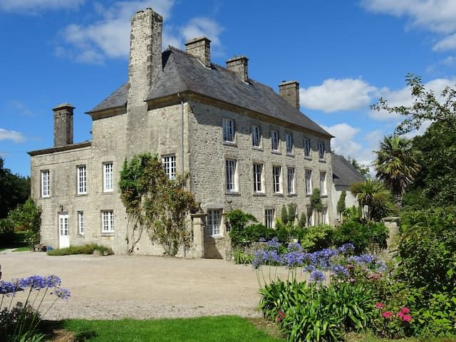 Manoir de savigny in Normandy, apartement 2